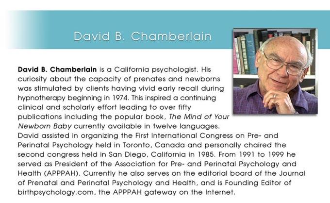 David B. Chamberlain