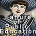 failure of public education